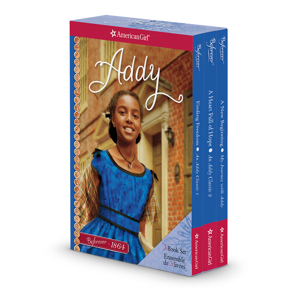 Addy 3-Book Boxed Set