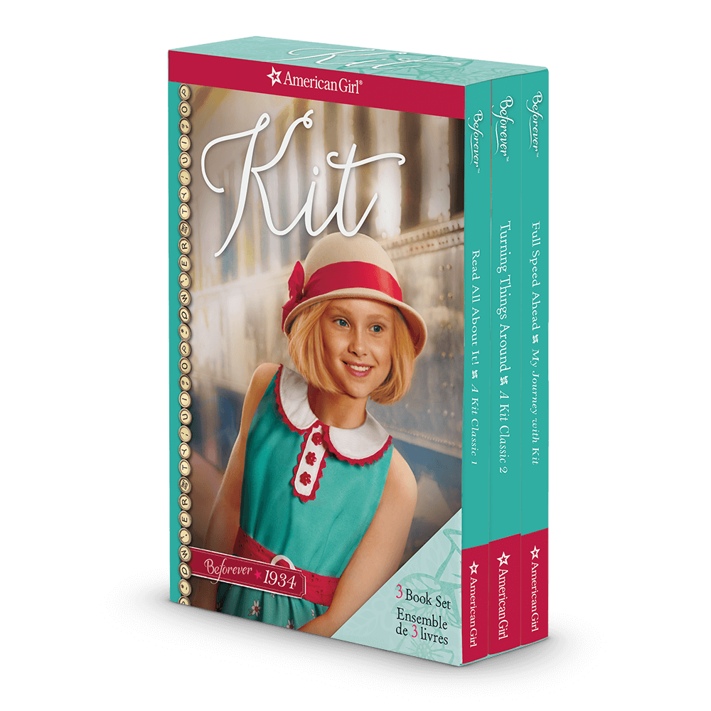 Kit 3-Book Boxed Set