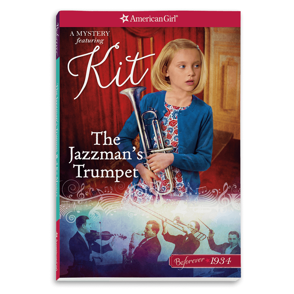 The Jazzman's Trumpet: A Kit Mystery