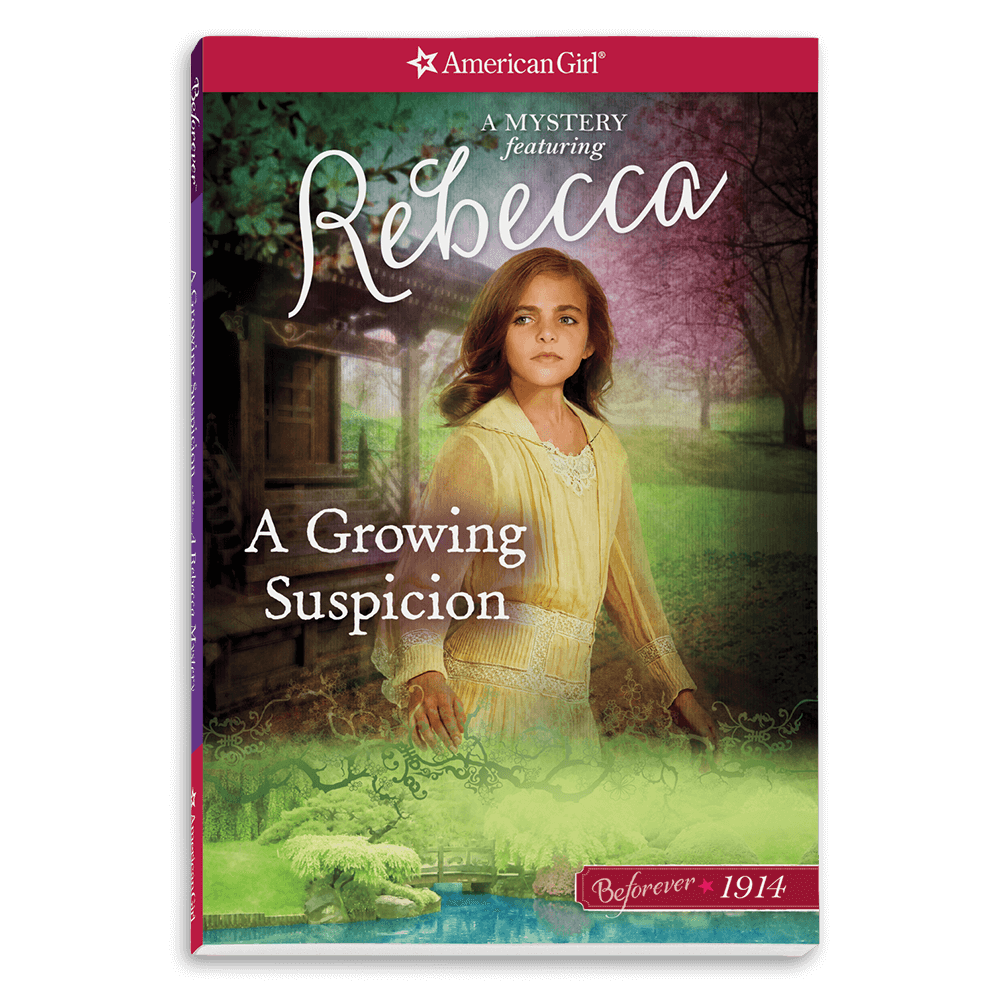 A Growing Suspicion: A Rebecca Mystery (Revised)
