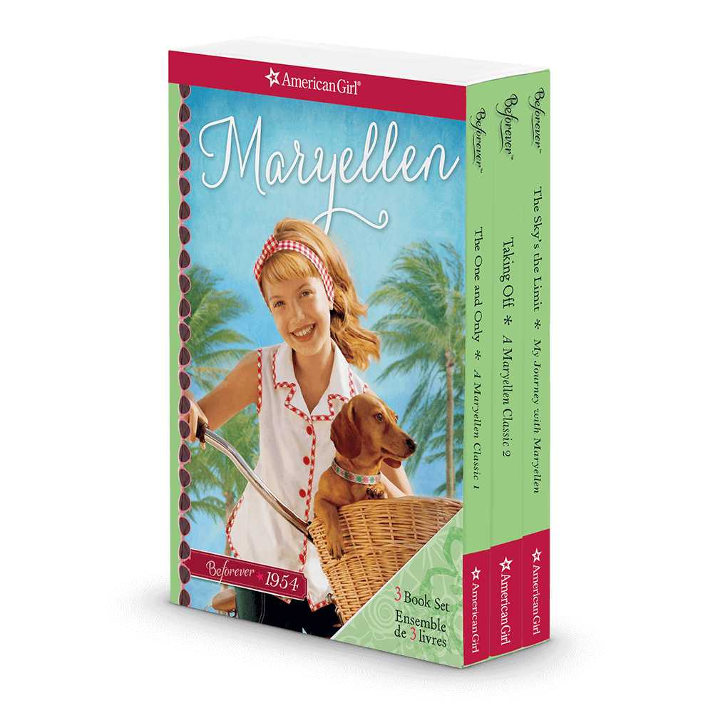 Maryellen: 3-Book Boxed Set