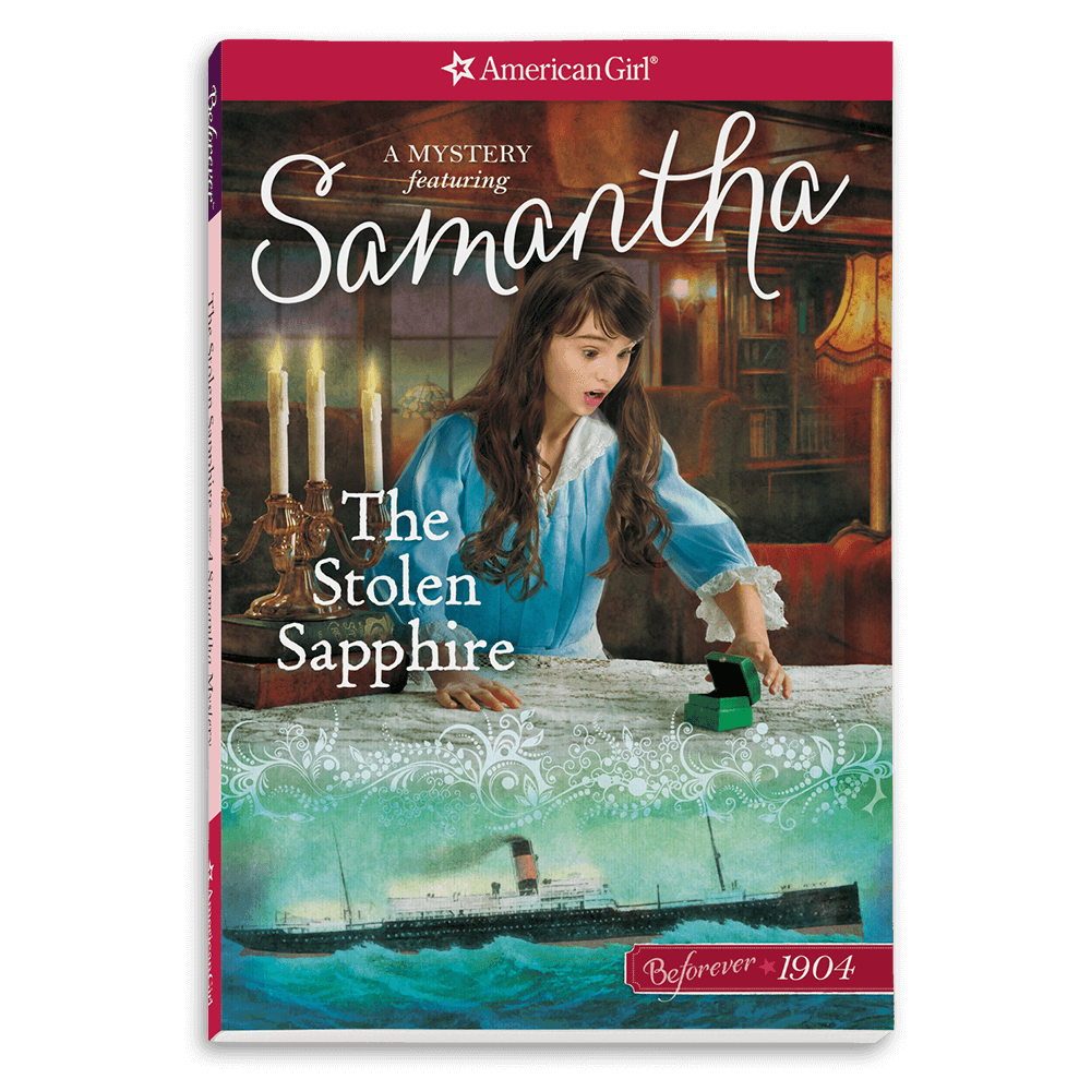 The Stolen Sapphire: A Samantha Mystery (Revised)