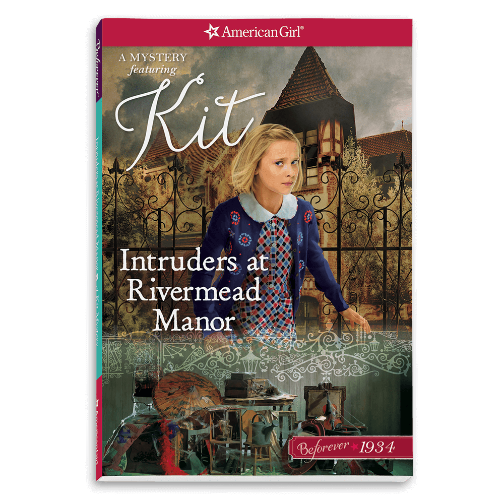Intruders At Rivermead Manor: A Kit Mystery (Revised)