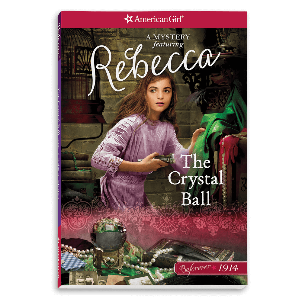 The Crystal Ball: A Rebecca Mystery (Revised)