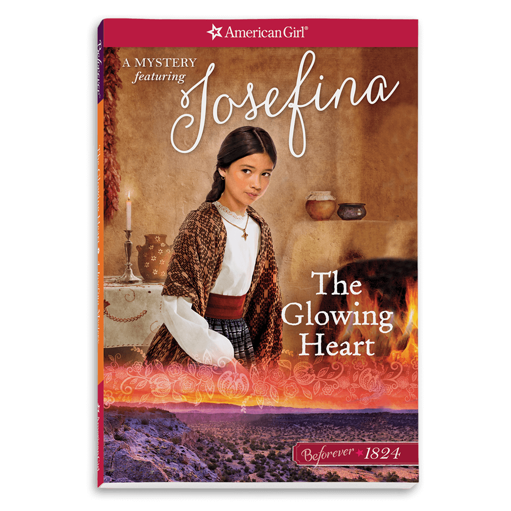 The Glowing Heart: A Josefina Mystery