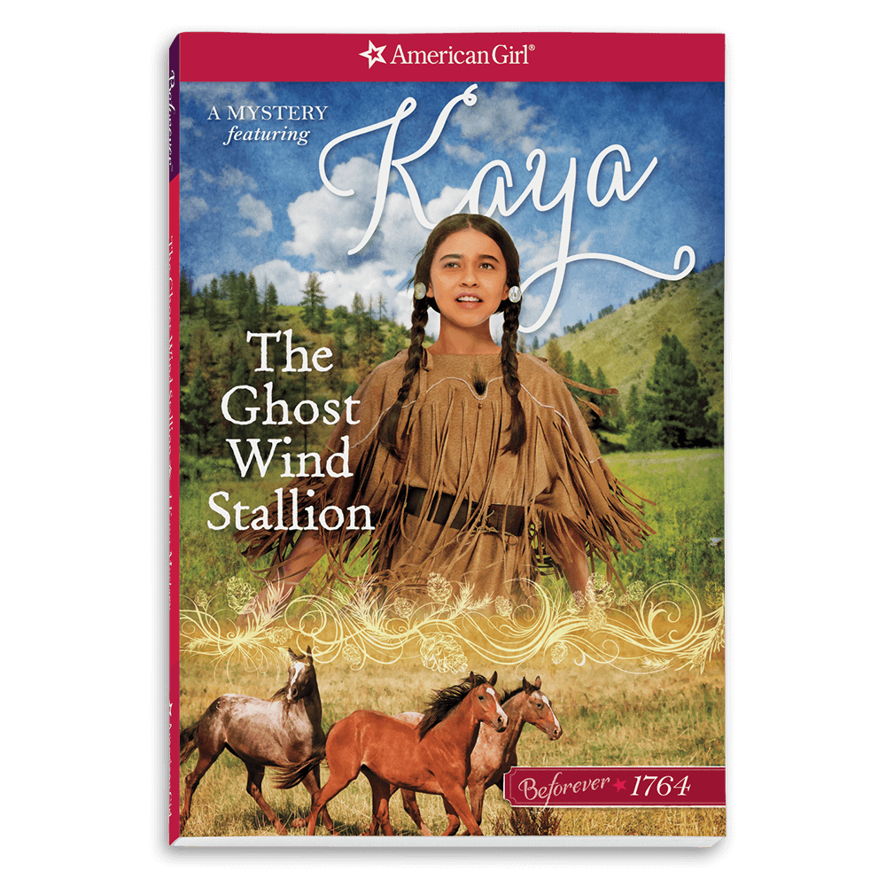The Ghost Wind Stallion: A Kaya Mystery