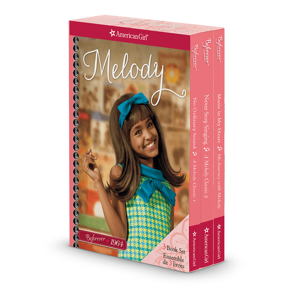 Melody 3-Book Boxed Set