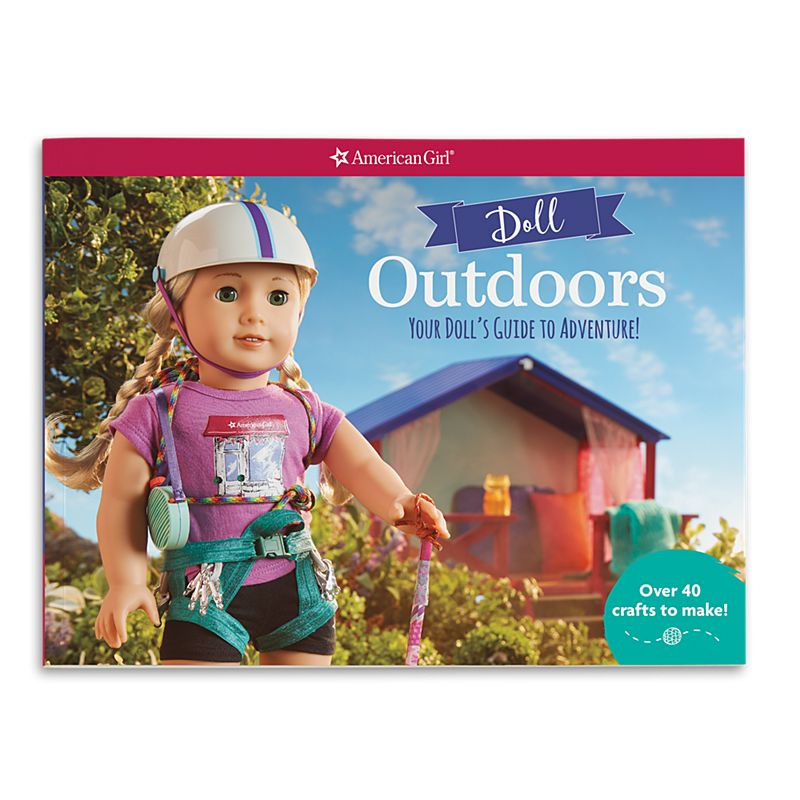New! Doll Outdoors