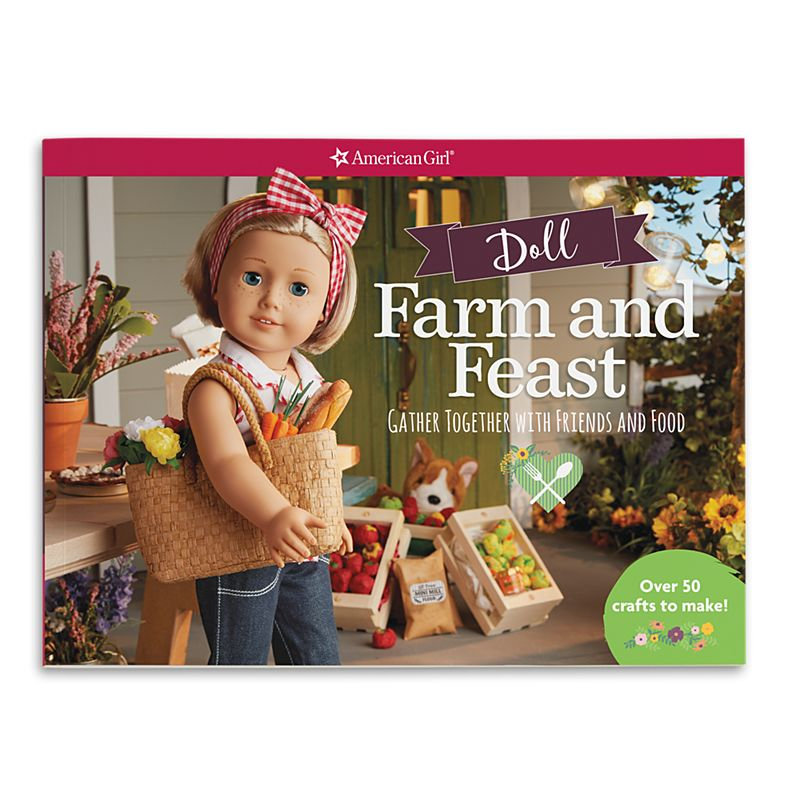 New! Doll Farm and Feast