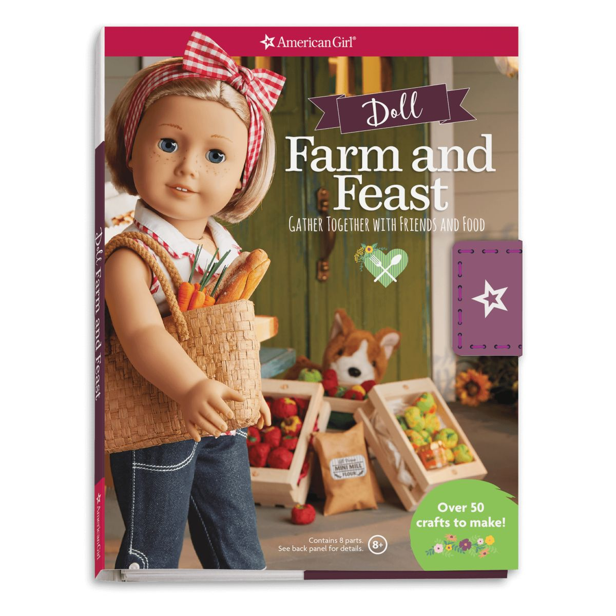 New! Doll Farm and Feast
