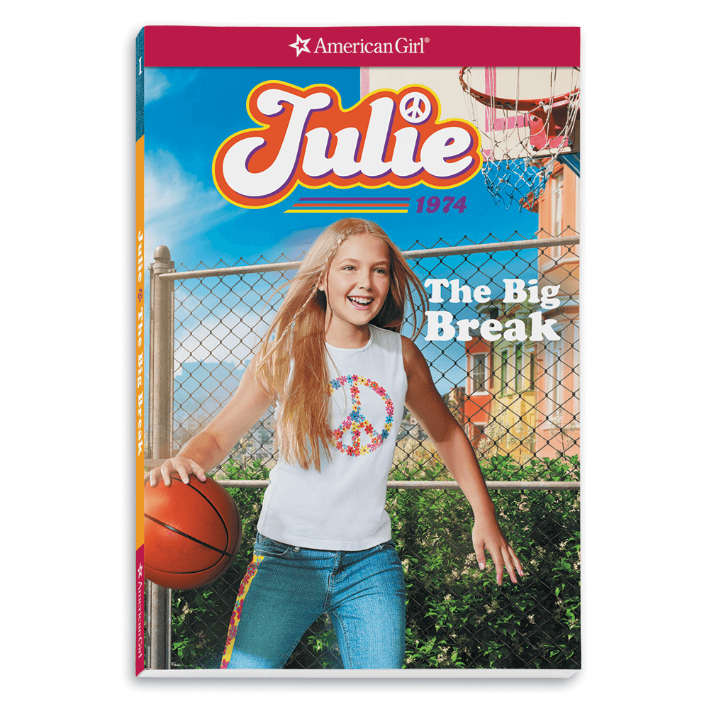 New! Julie: The Big Break