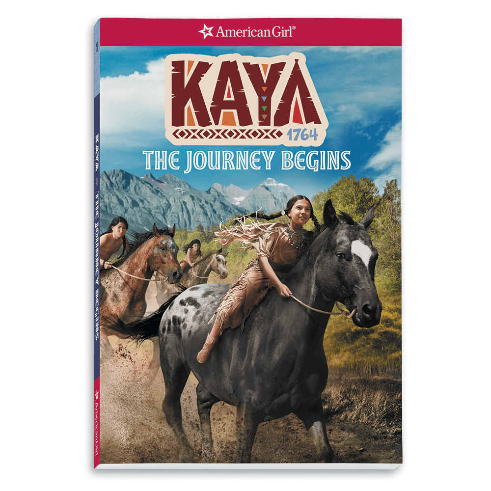 The Journey Begins: Kaya Book 1 (Abridged)