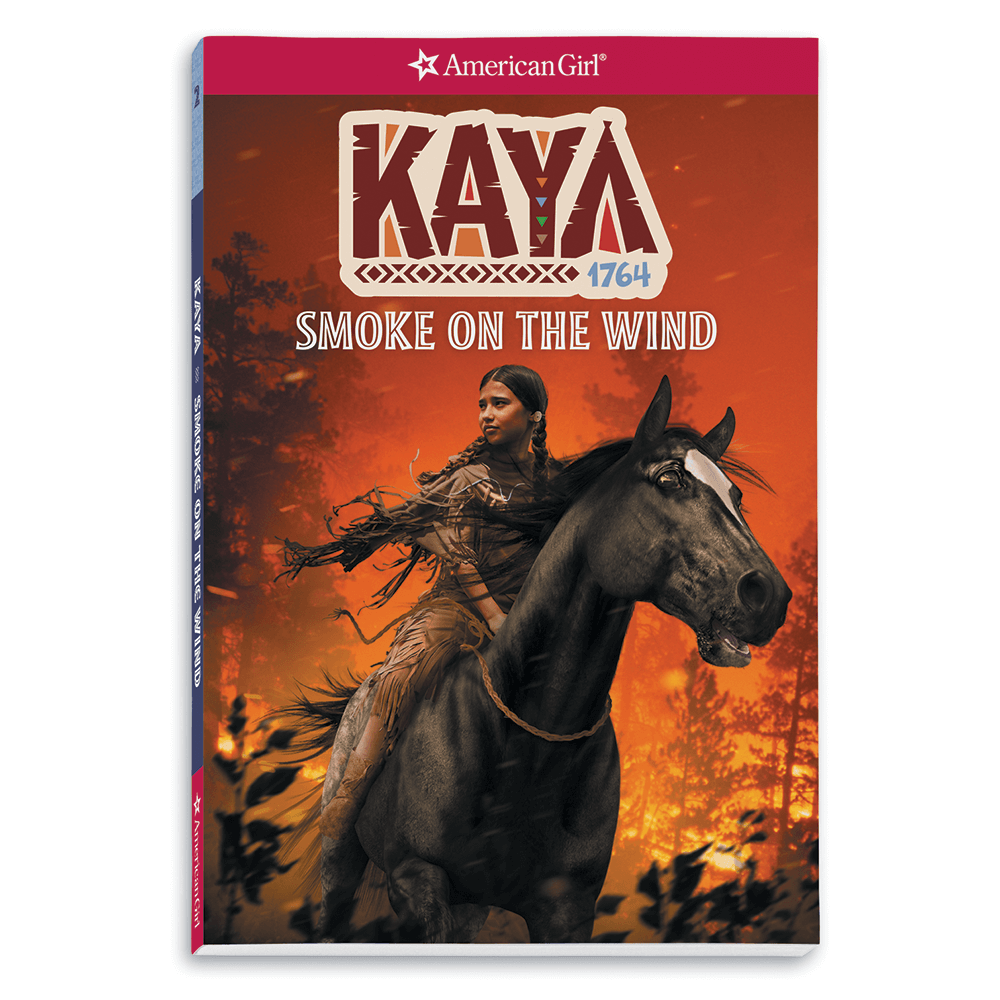 New! Kaya: Smoke on the Wind