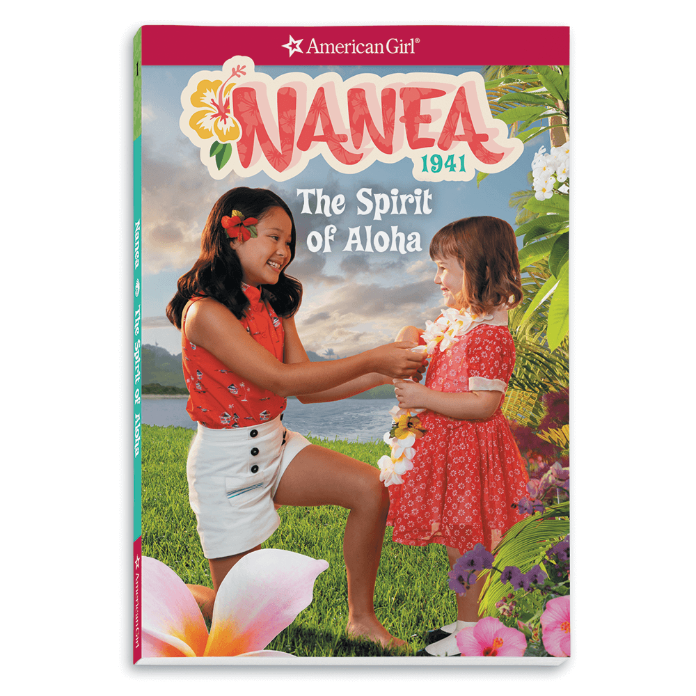 The Spirit of Aloha: Nanea Book 1 (Abridged)