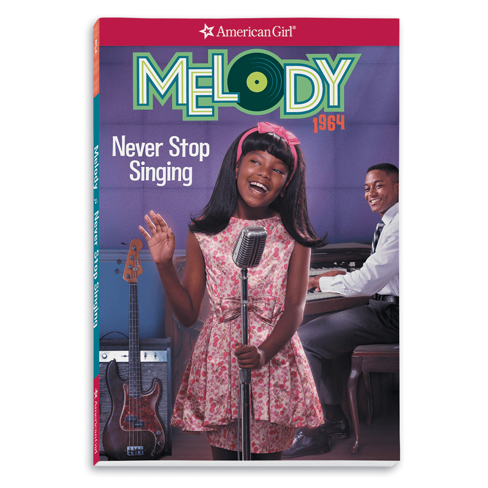 New! Melody: Never Stop Singing