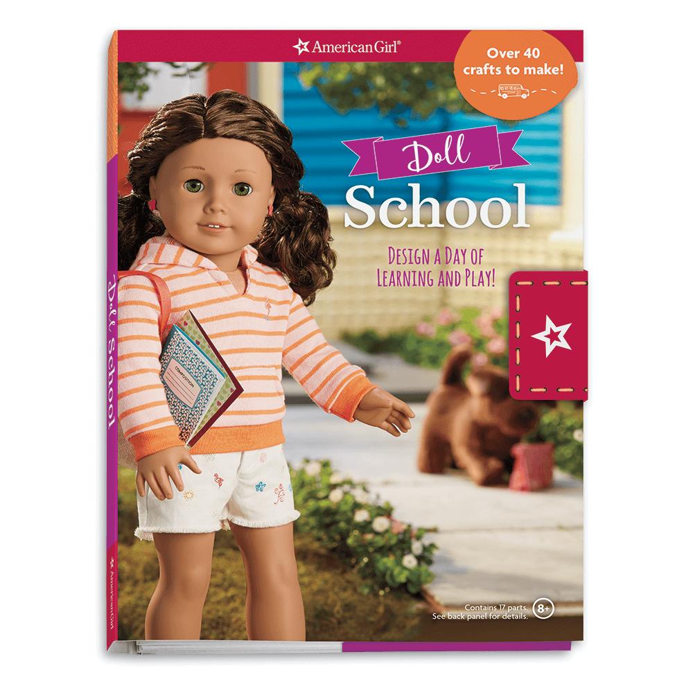 New! Doll School