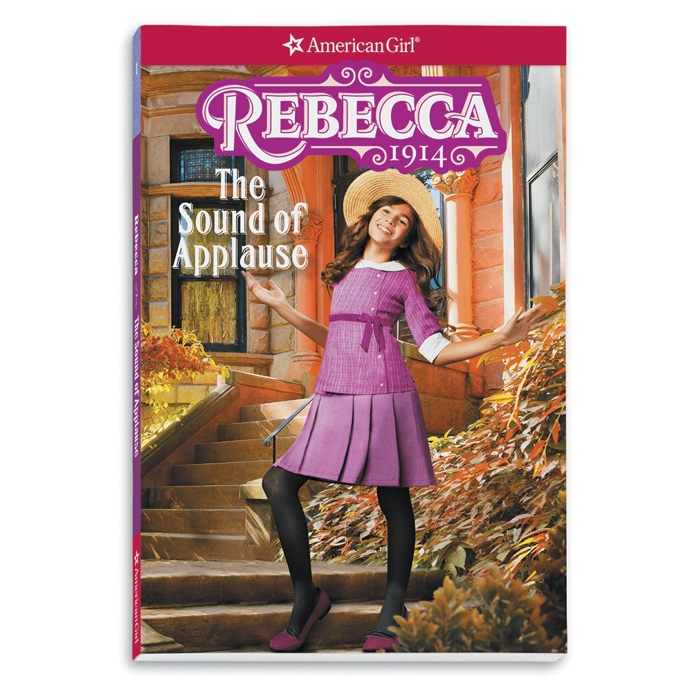 New! Rebecca: The Sound of Applause