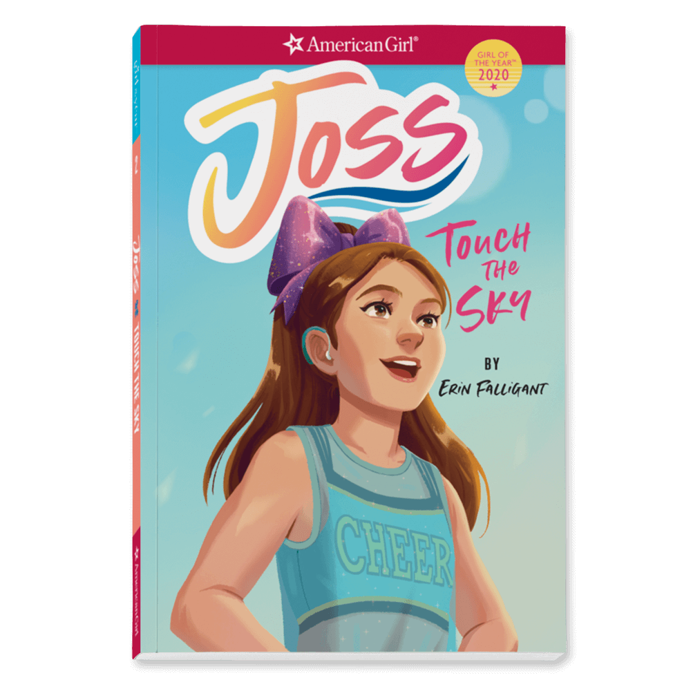 Joss: Touch the Sky - Book 2