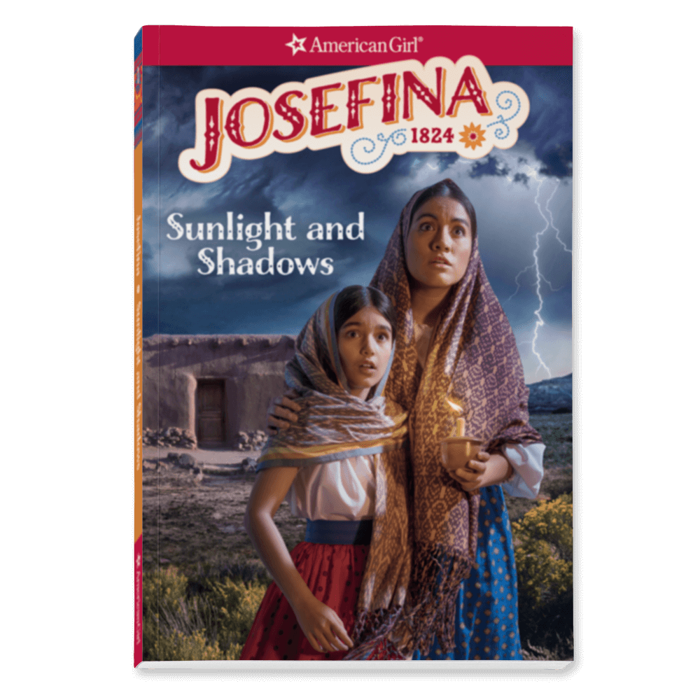 Sunlight and Shadows: Josefina Book 1 (Abridged)