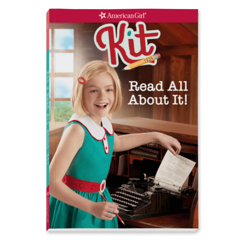 Read All About It: Kit Book 1 (Abridged)