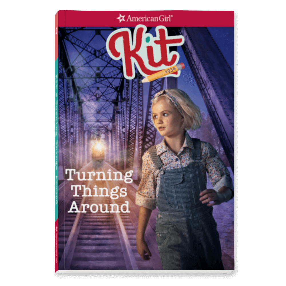 Turning Things Around: Kit Book 2 (Abridged)