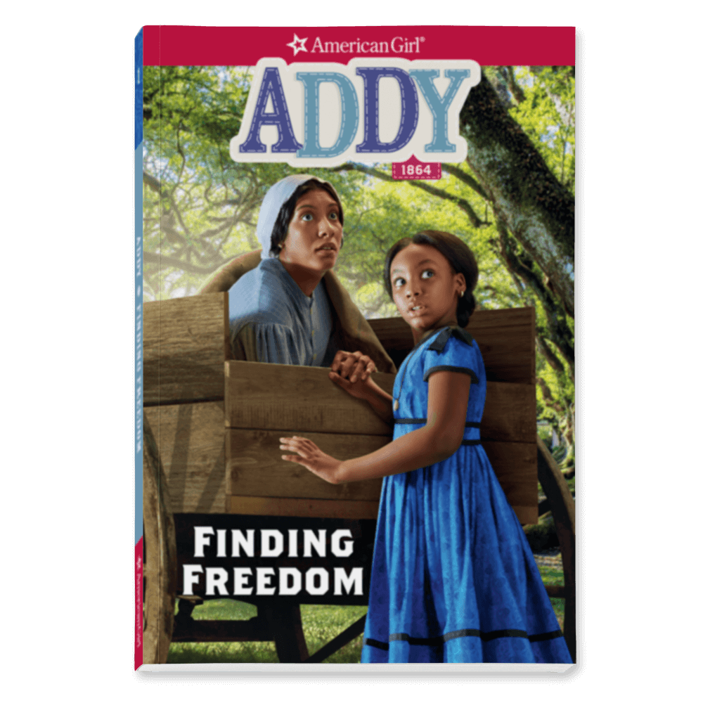 Finding Freedom: Addy Book 1 (Abridged)