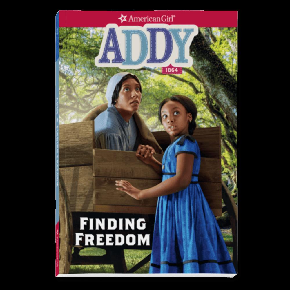 Finding Freedom: Addy Book 1 (Abridged)
