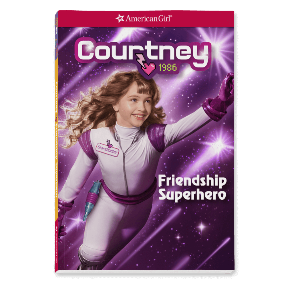 Courtney: Friendship Superhero