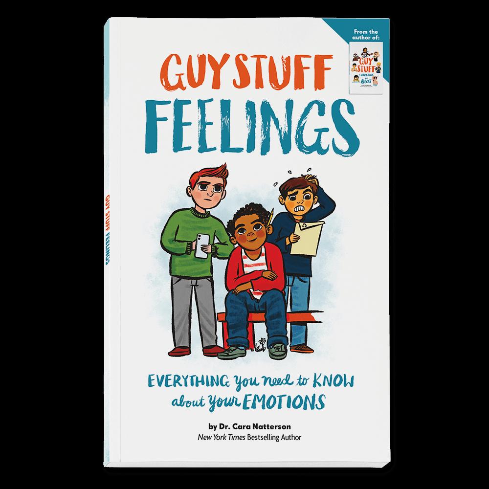 Guy Stuff Feelings